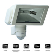 HS 300W<BR> Halogen Outdoor Sensor Light