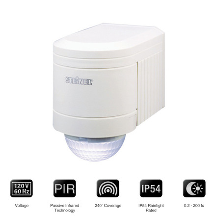 IS 240-120<br> Wall Mount<br>Outdoor Occupancy Sensor picture