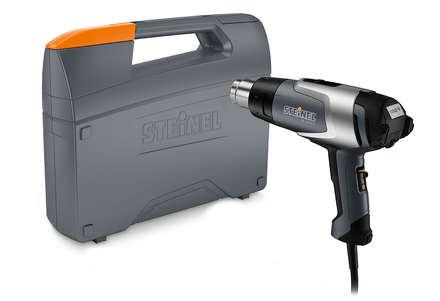 HL 2020 E Professional Heat Gun in Gray Case picture