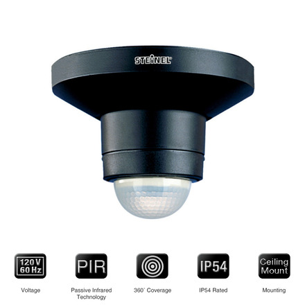 IS 360B <br> Ceiling Mount <br>Outdoor Occupancy Sensor