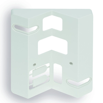 CWB-W Corner Wall Bracket for the IS 3180-24 White picture