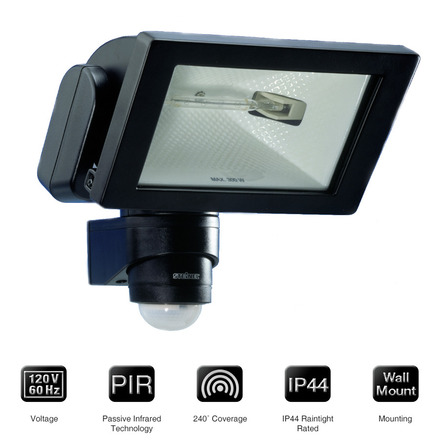 HS 300B <br> Halogen Outdoor Sensor light picture