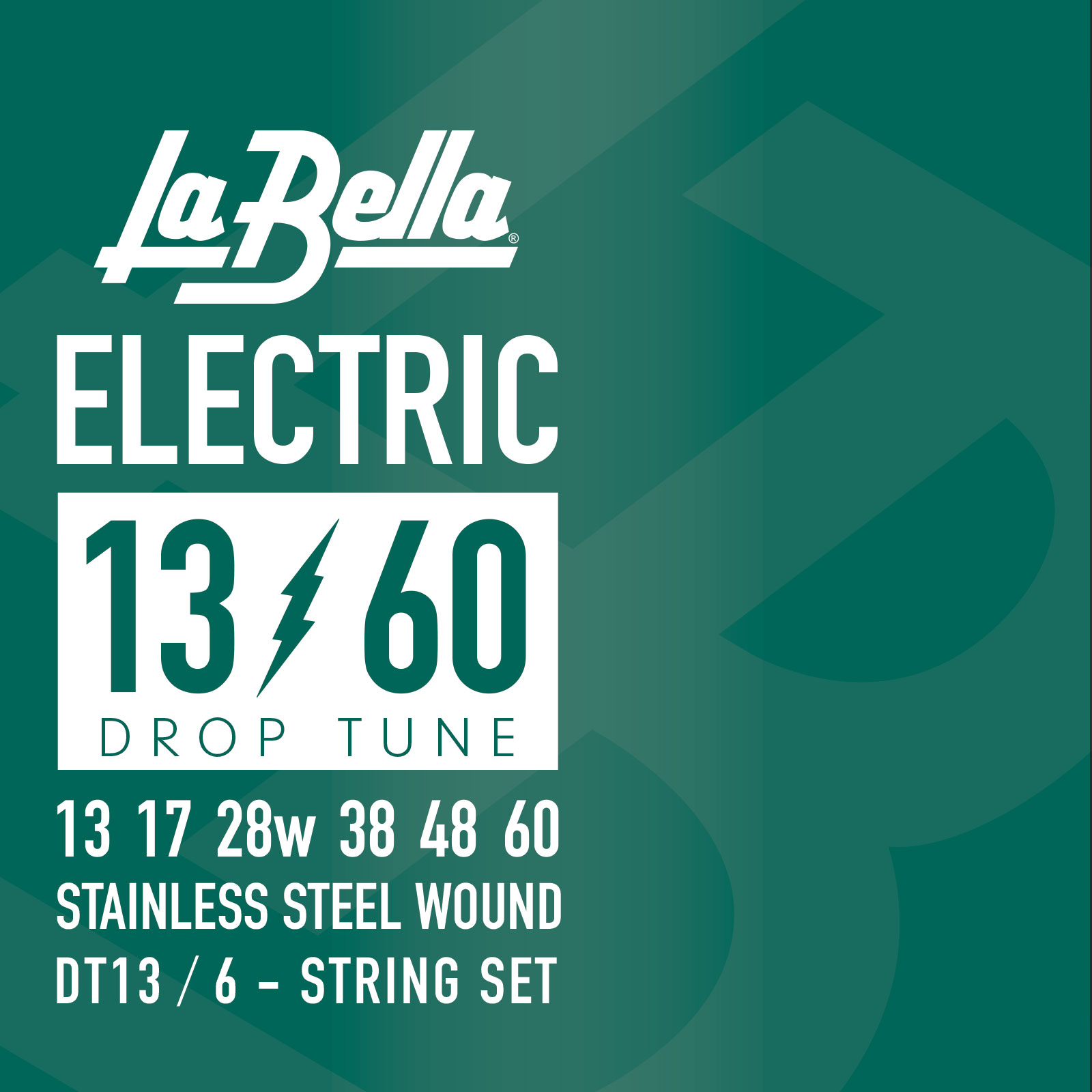 DT13 Drop Tune Electric Guitar