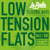 LTF-4A-S Low Tension Flexible Flats 42-100, Short Scale