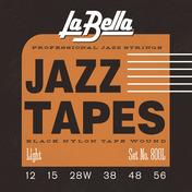 800L Jazz Tapes - Black Nylon Light 12-56
