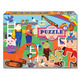 Animals at Work 42 Piece Puzzle