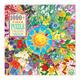 Flower Calendar 1008 Piece Puzzle