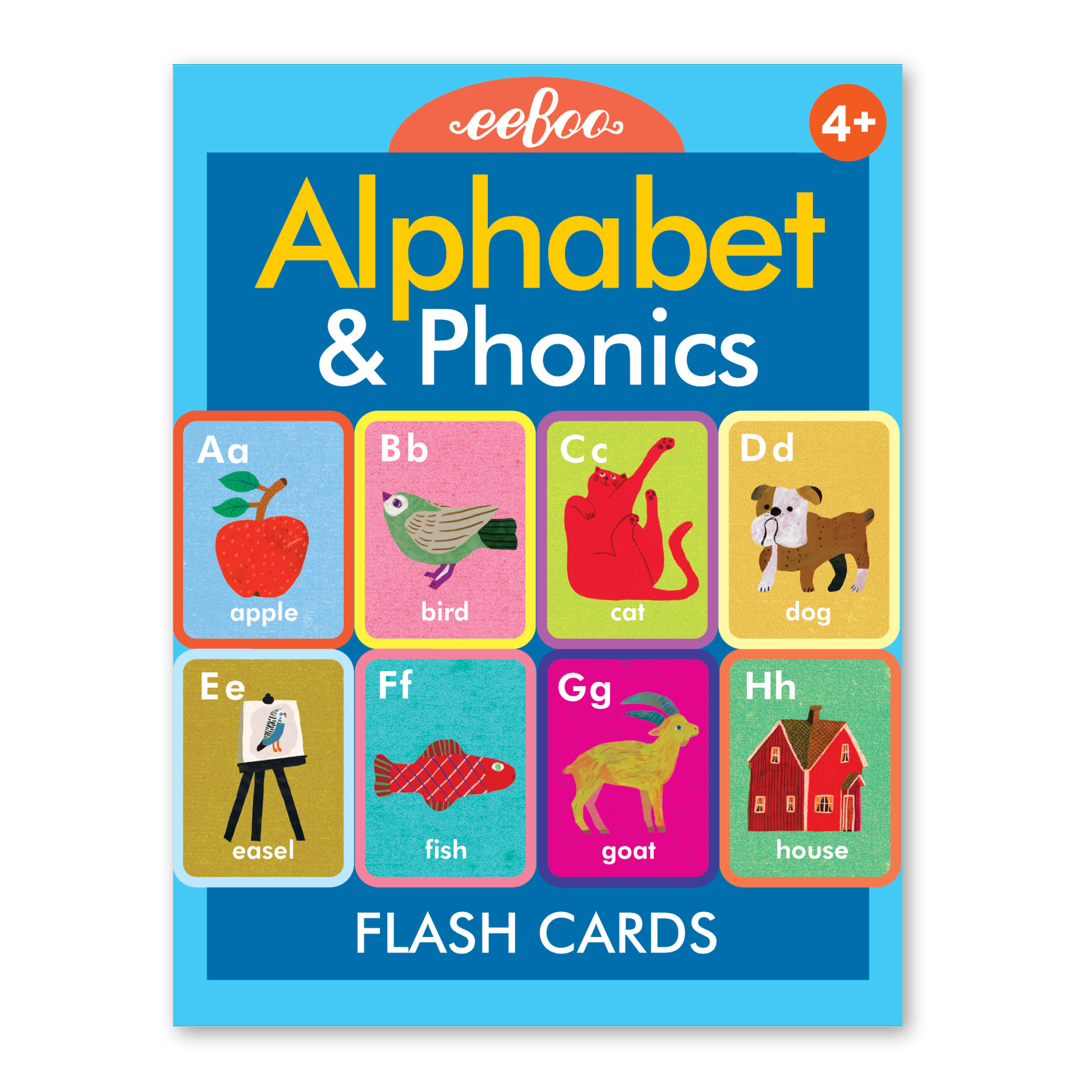 Alphabet Flash Cards EeBoo