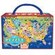 United States 20 Piece Puzzle