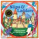 Slips & Ladders Board Game