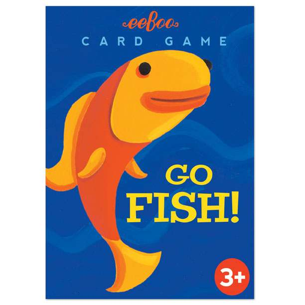 Go fish playing cards eeboo for Go fish cards