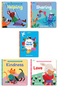 First Words Board Books Library
