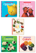 Play With Your Food Board Books Library