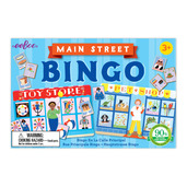 Main Street Bingo Little Game