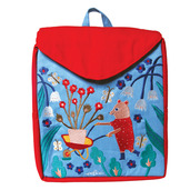 Growing Garden Little Square Backpack