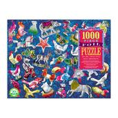 Shiny Ornaments 1000 Piece Puzzle