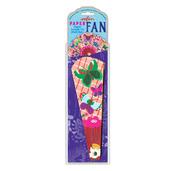 Butterfly Paper Fan