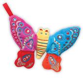 Butterfly Rattle Rattle