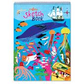 In The Sea Sketchbook