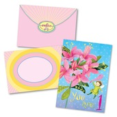 Sweet Fairy 1 Birthday Card