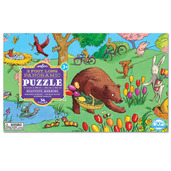 Beautiful Morning Panoramic 36 Piece Puzzle