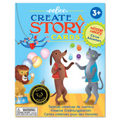 Circus Animal Adventure Create a Story (Tell Me A Story)