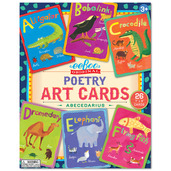 Abecedarius Art Cards