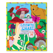 Mushroom Growth Chart