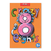Crazy Eights Mini Playing Cards