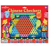 Chinese Checkers Magnetic Game
