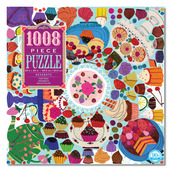 Desserts 1000pc Puzzle