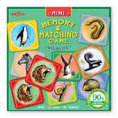 Mini Wildlife Memory Game