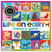 Life On Earth Square Matching Game