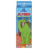 Dinosaur 6 Double Sided Pencils