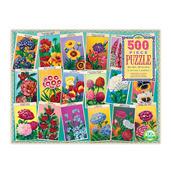 Planting a Garden 500 Piece Puzzle