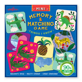 Mini Things I Know Memory Game