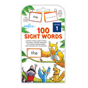 Sight Words Level 1 Flash Cards