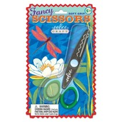 Water Lily Fancy Scissors