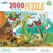 Garden Creatures 2000 Piece Puzzle