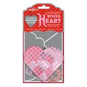 Woven Heart Love Token