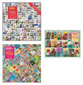 Flea Market Finds Puzzle Bundle
