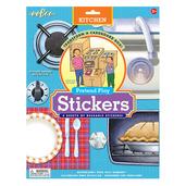 Kitchen Pretend Play Stickers