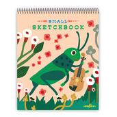 Fiddler in the Grass Small Sketchbook