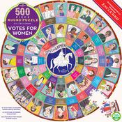 Votes for Women 500 Piece Puzzle