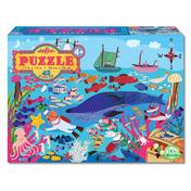 Exploring the Deep 42 Piece Puzzle