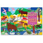 Woodland Animals Giant Puzzle