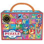 Animal Alphabet 20pc Puzzle