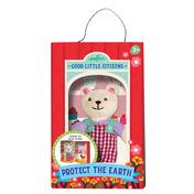 Good Little Citizen- Protect The Earth- Bear