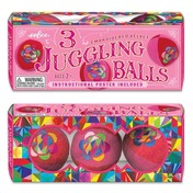 Pink Juggling Balls - Set of 3