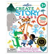 Create a Story (Tell Me a Story) Volcano Island